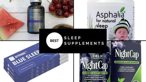 A Guide To Supplements For Sleep